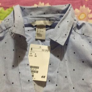 Female shirt formal from h&m